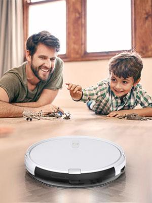smart robotic vacuum