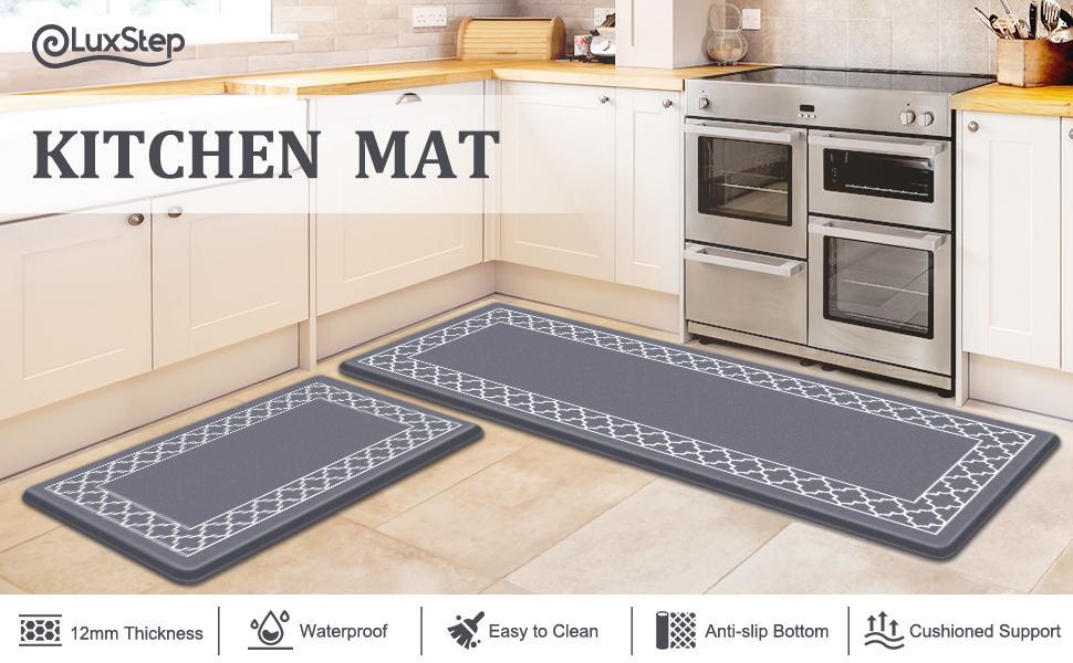 kitchen decor 2 PCS kitchen rugs