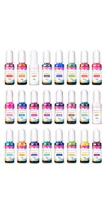 Epoxy Resin Pigment