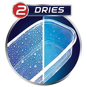 Jet Dry Rinse Aid Dries