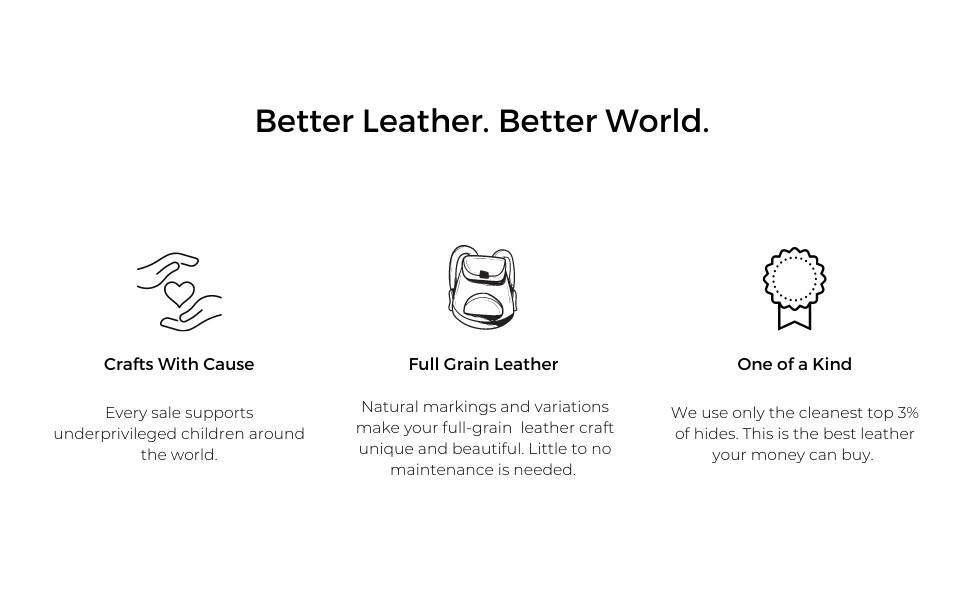 better leather better world