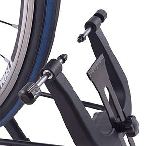 wheel truing stand