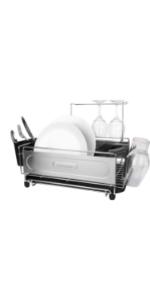 cuisinart stainless steel dish drying rack