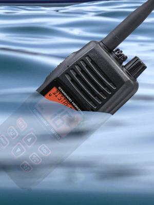 Standard Horizon Handheld VHF Series