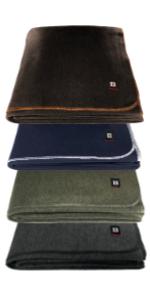 90 Percent Wool Blankets