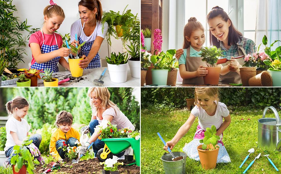 Parent-child activity garden tools