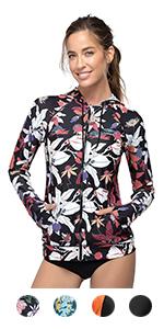 Womenamp;amp;amp;amp;#39;s hoodie rash guard