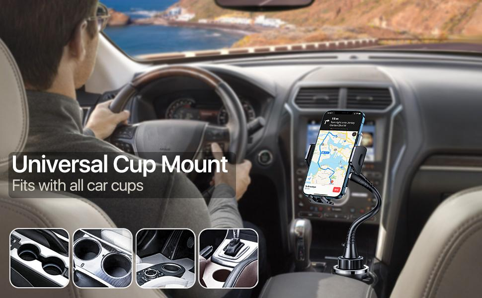 Universal Cup Mount