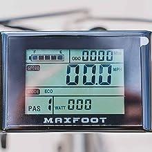 MF-19 1000W display