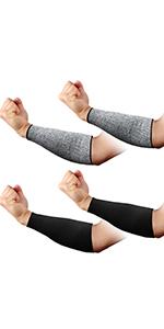 2 Pairs Arm Sleeves