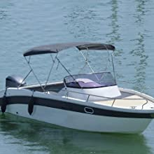 bimini top boat cover