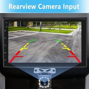 Rearview Camera Input