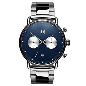 mvmt mens watch chronograph wrist watch