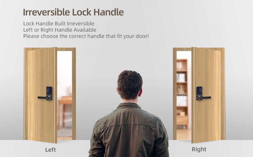 smart lock-irre