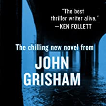 the chilling new novel from john grisham