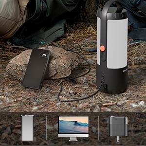 LED camping