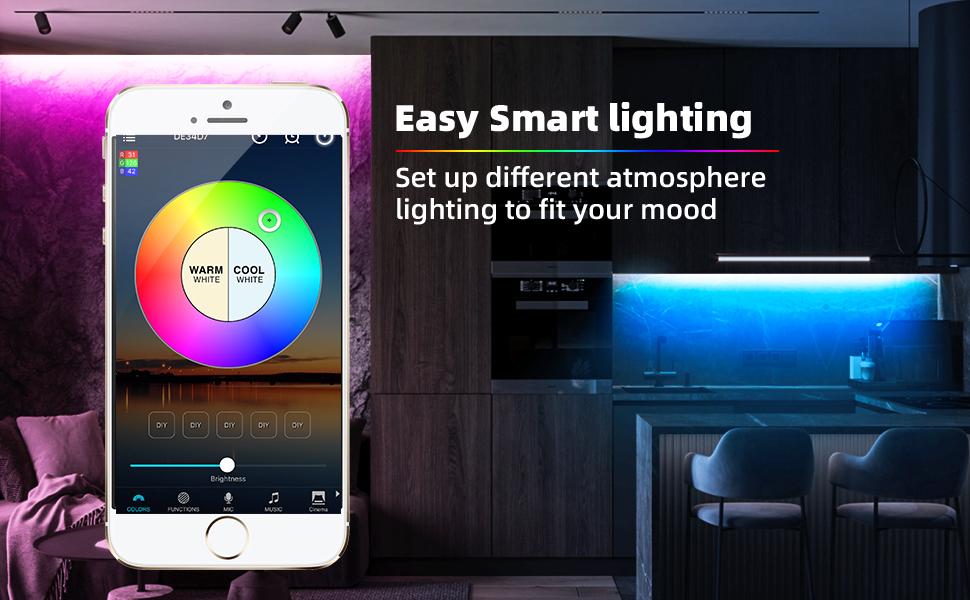 magic home rgbw led controller