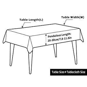 How to Choose the Right-Size Tablecloth