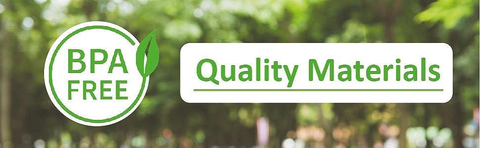quality materials