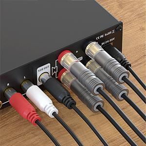 Hi-Fi Home DAC Amplifier DA2120C