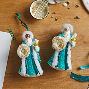 Hallmark Keepsake ornaments are all about artistry and fine details