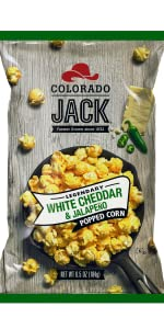 white cheddar jalapenos