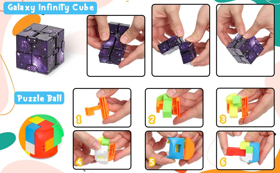 fidget block