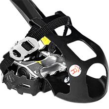 Aluminum alloy pedal
