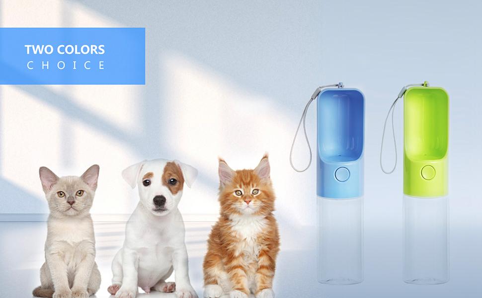 protable dog water bottle