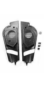 X3 Door Speaker Pods Compatible with Can Am Maverick