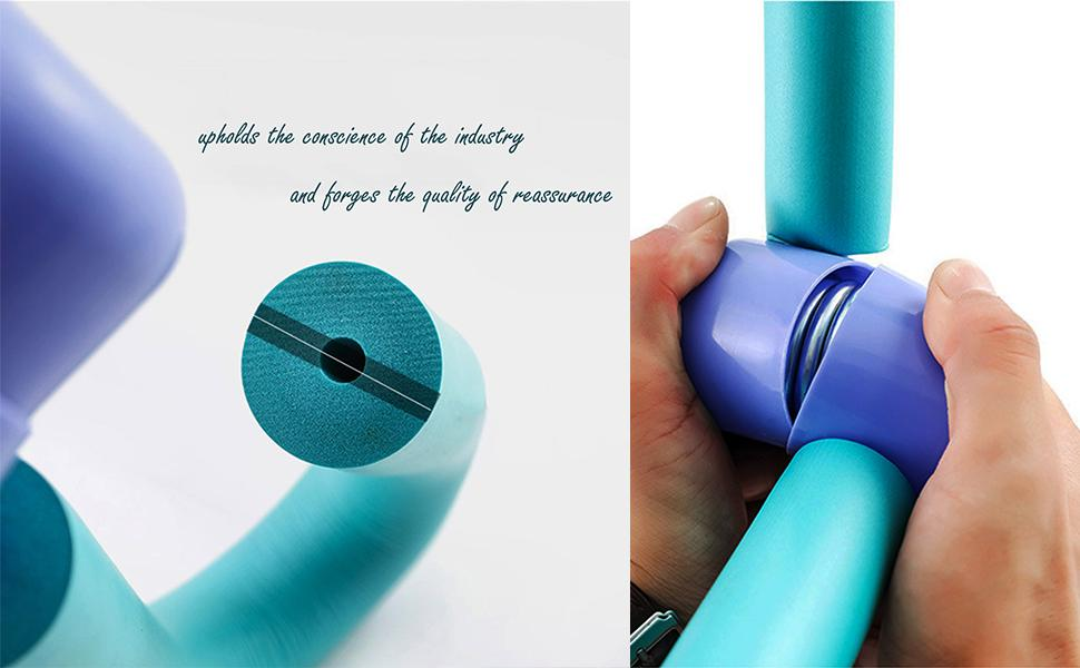 High quality materials:Friendly PVC material,Thickened spring