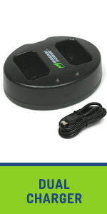 fw50 battery charger