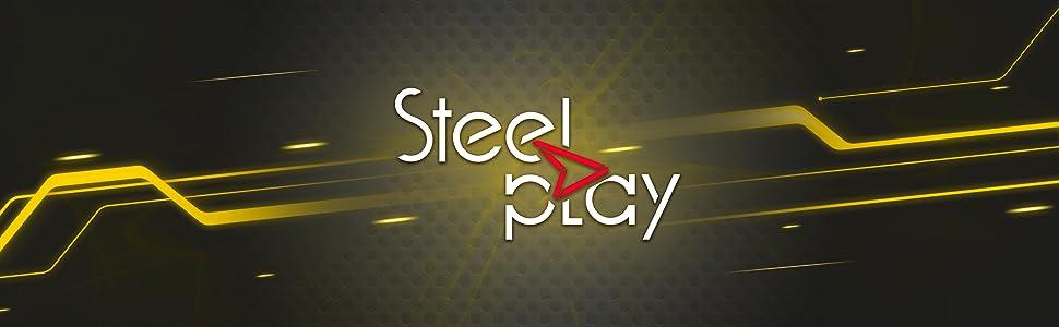 Steelplay, Gaming, Gamer, Nintendo Switch