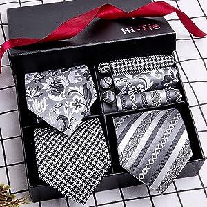 gift box tie set