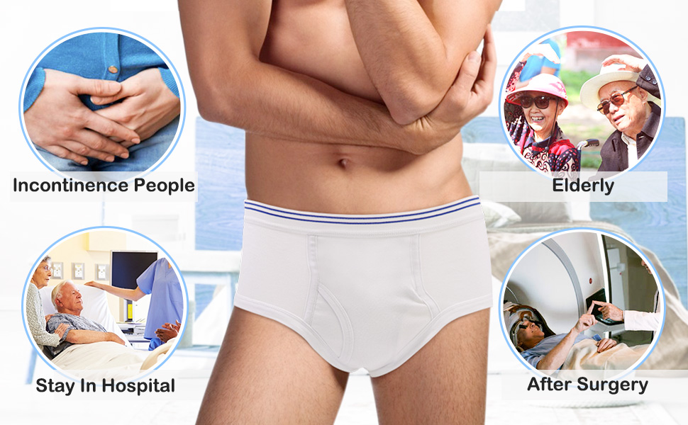 useful ways of mens incontinence briefs incontinence underwear