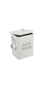 canister for dog food