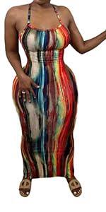 Summer Dresses for Women Bodycon