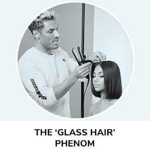 Chris Appleton Glass Hair, Dream Coat, Anti-Frizz Spray, Anti-Frizz Treatment