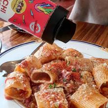 sprinkle on pasta