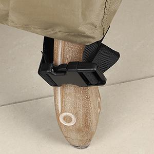 4 Windproof Buckle Straps