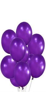 purple balloon