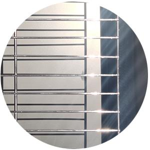 Folding Grill Stainless