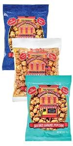 popcorn bags popcorn kernels popcorn snack packs