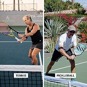 tennis and pickleball training equipment