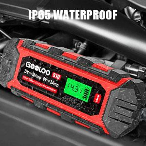 GOOLOO Automotive Battery Charger