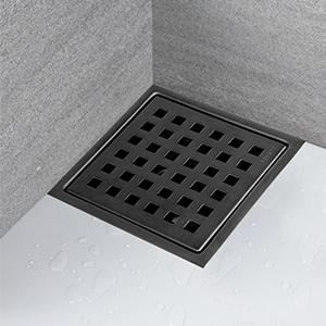 small shower drain