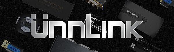 UNNLINK KVM