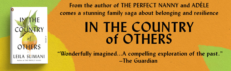From the author of THE PERFECT NANNY and ADELE comes a stunning family saga