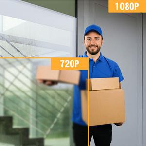 smart doorbell camera