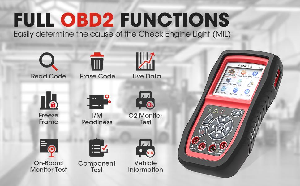 Full OBD2